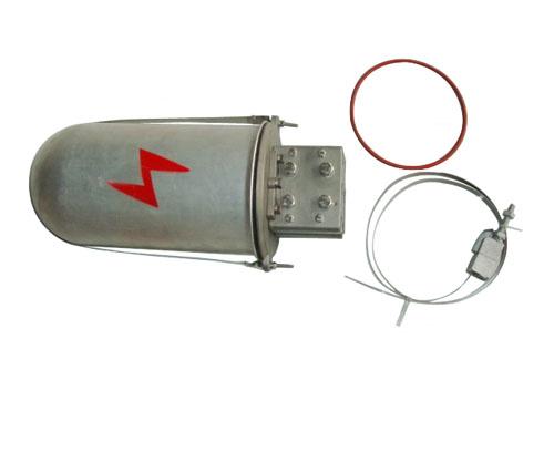 电力光缆接头盒,杆用金属接头盒