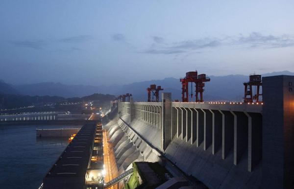 凤城市水力发电站水力发电项目采购携手江苏兴海光联