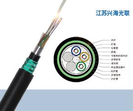 GYFTA53光缆 24芯GYFTA53光缆,非金属地埋光缆