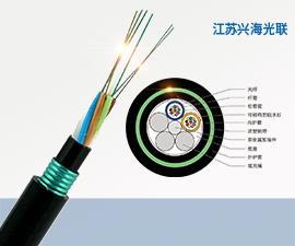 GYFTY53光缆 24芯GYFTY53光缆,非金属地埋光缆