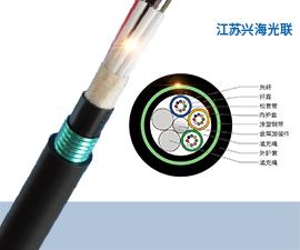 GYTY53光缆 24芯GYTY53光缆 铠装地埋光缆