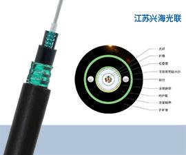 GYXTW53光缆 12芯GYXTW53光缆,中心束管式地埋光缆