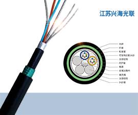 GYTA53光缆 12芯GYTA53光缆,GYTA53地埋光缆