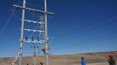 陕西榆林某风电采购OPGW光缆及光缆配套金具